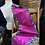 Thumbnail: Hibiscus w/ hot pink satin lining
