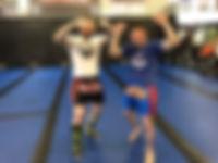 Sharkk Fitness fighters