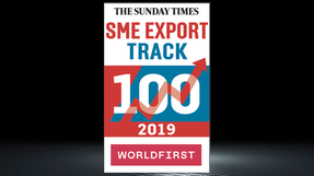 BROMPTON MAKES SUNDAY TIMES WORLDFIRST SME EXPORT TRACK 100