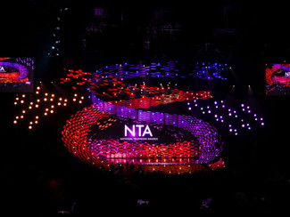 GLITZ AND GLAM FOR BROMPTON TECHNOLOGY AT NATIONAL TELEVISION AWARDS 2019