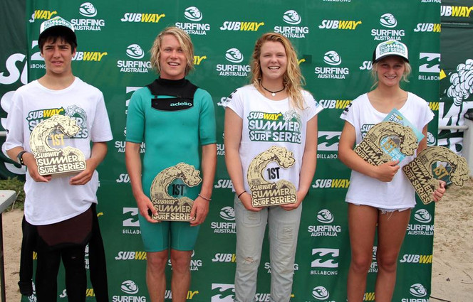 SA Junior Surfing Stars Crowned