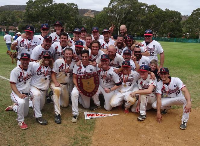Baseball: SA Division One Grand Final
