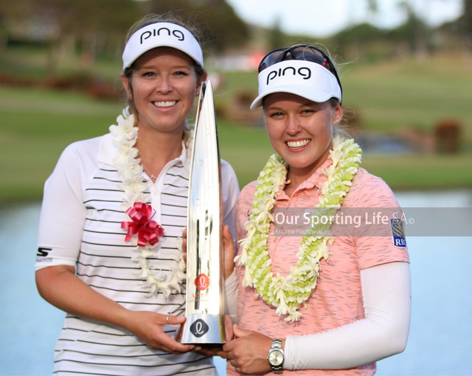 Henderson goes back-to-back in Hawaii
