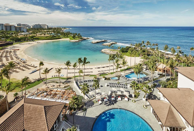 Be blown away by Four Seasons at Ko Olina