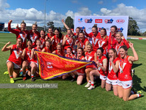 North Adelaide SANFLW 2020 undefeated premiers