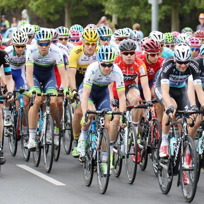 Stage 4: No hassle for Van Hoff as he takes victory