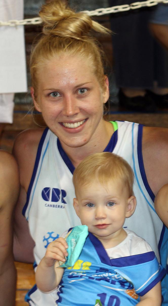 Amazing Abby awarded WNBL MVP