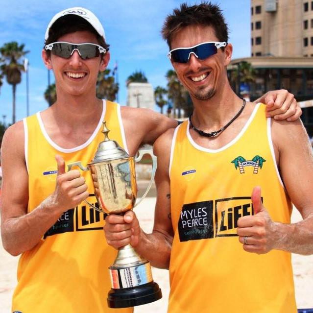Soderberg win his fifth SA Open title