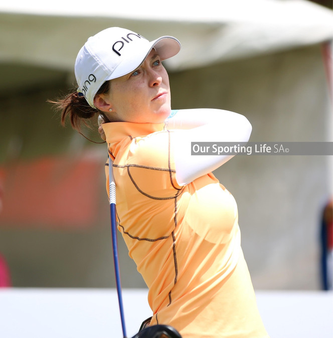 Altomare hoping for first LPGA win