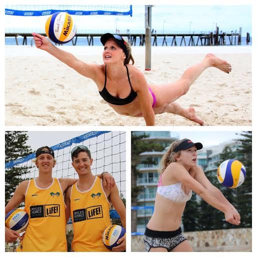 Beach Volleyball SA Open set to kick off