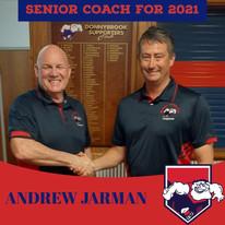 Jarman to coach Willaston