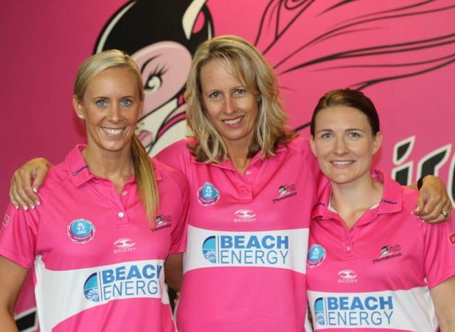 Adelaide Thunderbirds announce 2015 Captains