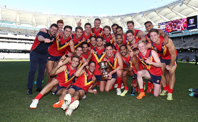 SANFL win in the west
