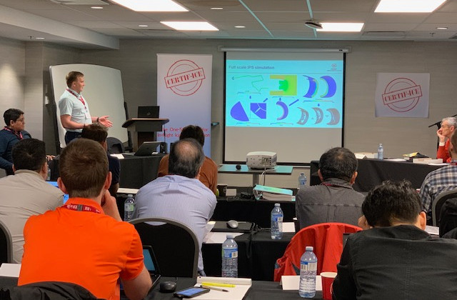 Attendees from Pilatus (aircraft) and Aviadvigatel (engines) gave additional short instructive presentations on their experience with Certification by Analysis.