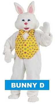 find a bunny suit