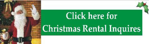 Santa Suit Rental