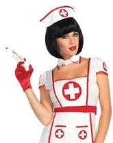 Sexy Nurse Roleplay Costume