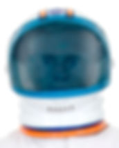 astronaut helmet
