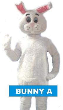 bunny costume rental