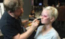 Ben Nye Makeup Application