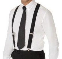 Suspenders and Ties