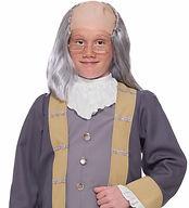 Children's Benjamin Franklin Costume