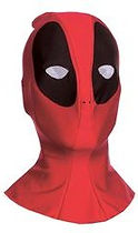 Deadpool costume and mask