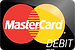 mastercard debit logo