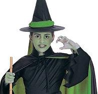 Children's Witch Costume