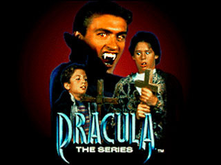 Forever Knight and Dracula: The Series were Frey's doorways into fanfiction. Images via TV Tropes and johnkennethmuir on Wordpress.
