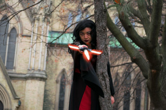 The Dark Side of Galactic Fashion: Kylo Ren