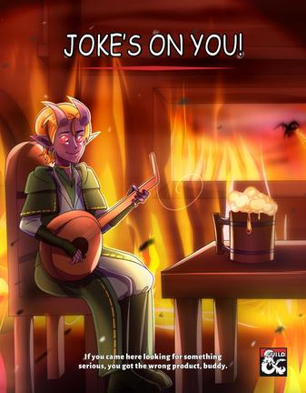 Joke's On You! (2021)