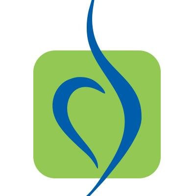 The logo of the National Eating Disorders Association has become a symbol of eating disorder recovery. Image via Art & Therapy.
