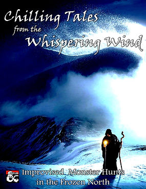 Chilling Tales from the Whispering Wind