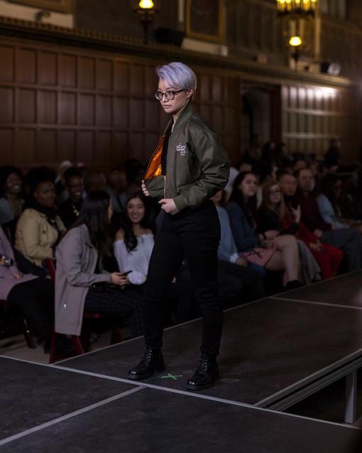 U of T x Fashion Week