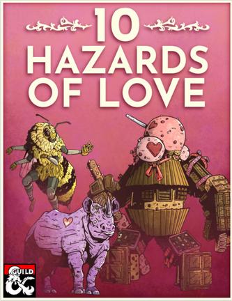 10 Hazards of Love (2021)