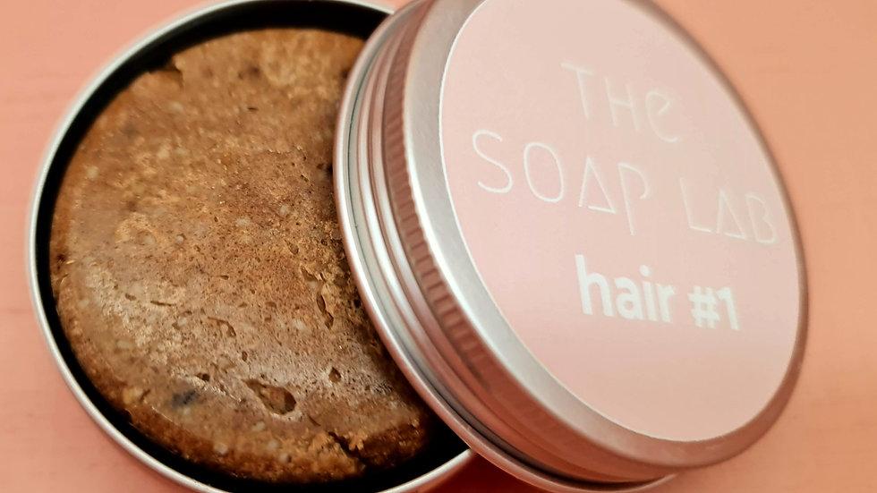 The Soap Lab hair#1 - Cheveux secs, frisés, crépus.