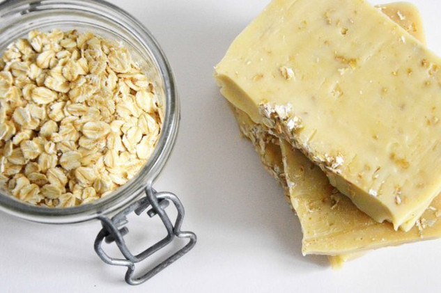 The Soap Lab savon bio avoine miel