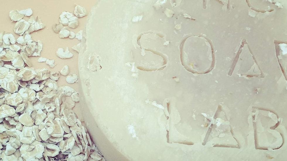 Savon avoine & lait d'avoine, à l'argile blanche