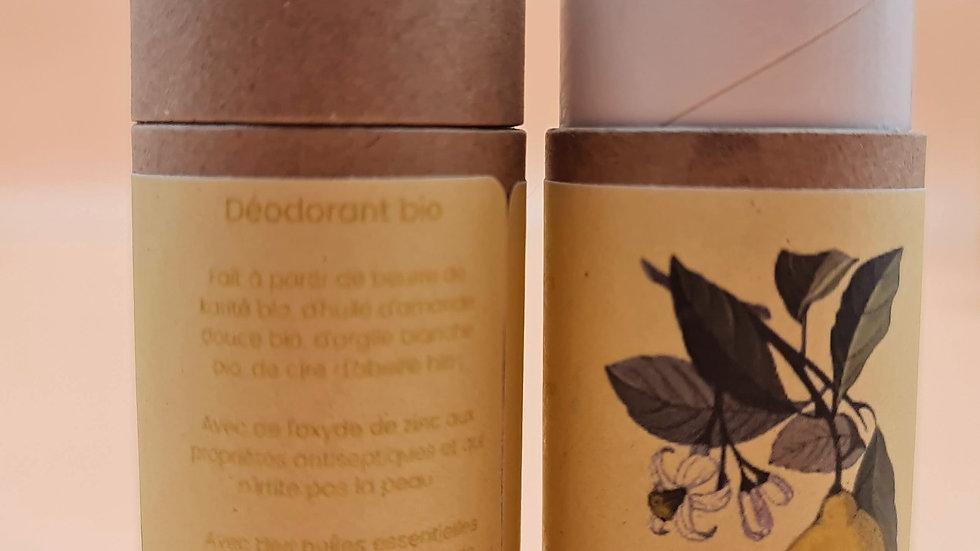 Déodorant Verveine & citron