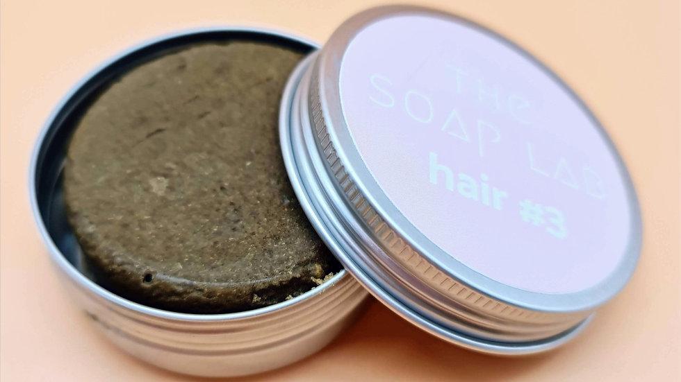 The Soap Lab hair#3 - Cheveux fins, chute de cheveux, volume.