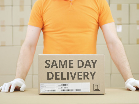 Making Same-Day Delivery Possible in the Middle East