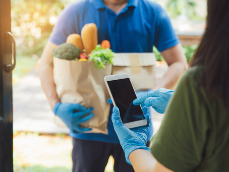 The Impact of Technology on Last-Mile Grocery Delivery