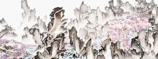 #111-몽유도원도-150x56cm-DMMD-2021.jpg