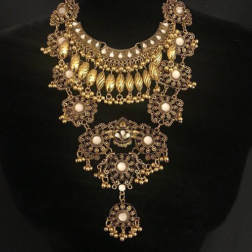 Bohemian Gold Goddess