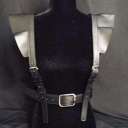 Shoulder Action in Black