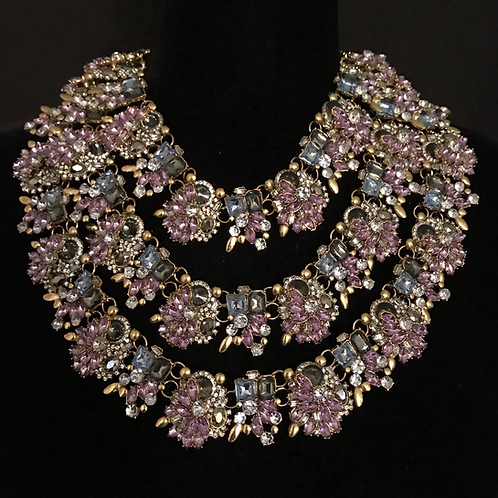 Crystalline in Lilac
