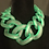 Thumbnail: Chain Links in Green