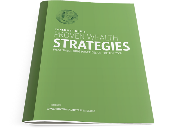 Proven Wealth Strategies Consumer Guide | Merit Advisors, LLC, Westerville, OH
