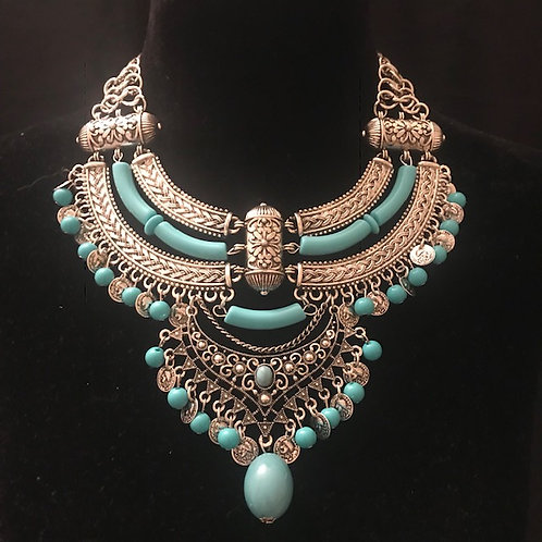 Boho in Turquoise